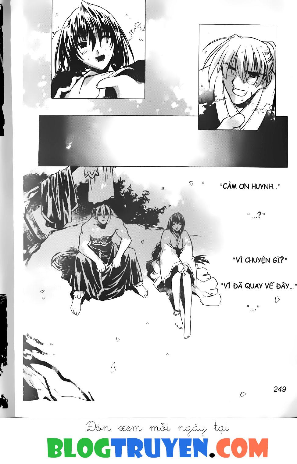 Thiên Lang Liệt Truyện chap 123 – Kết thúc Trang 18 - Mangak.info