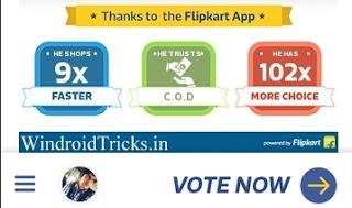 Shop Smart With Flipkart Offer