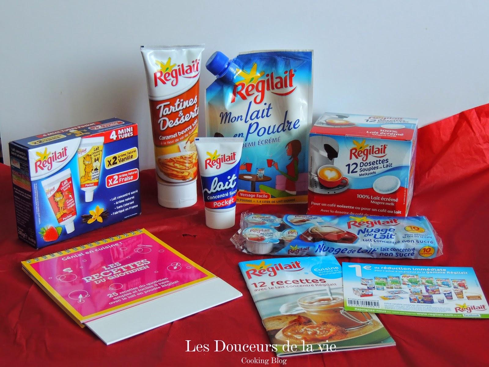 Test partenaire r gilait blogs de cuisine for Regilait cuisine