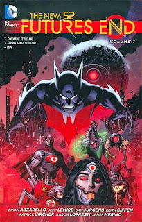 Review new 52 futures end vol 1 trade paperback dc comics in dc comicss current history of weekly series for every standout like the inaugural 52 theres been a clunker countdown to final crisis and then some fandeluxe Images