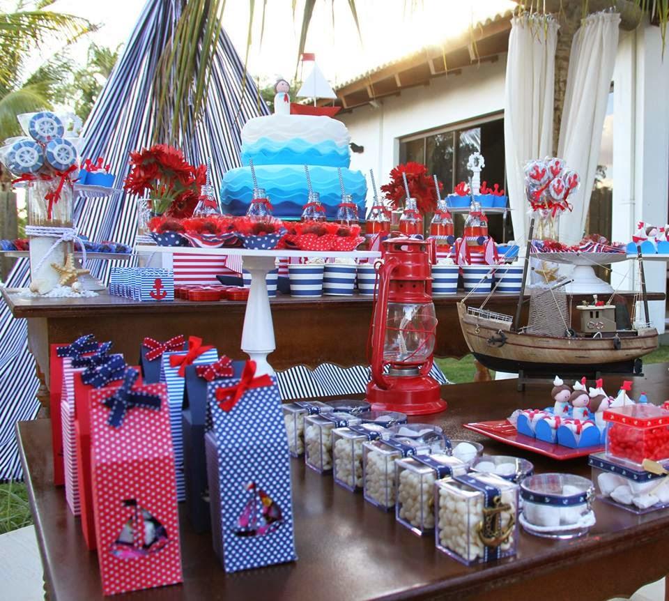 Blog encontrando ideias festa marinheiro thecheapjerseys Image collections