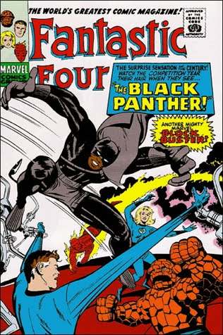 BLACK PANTHER HISTORY MONTH!