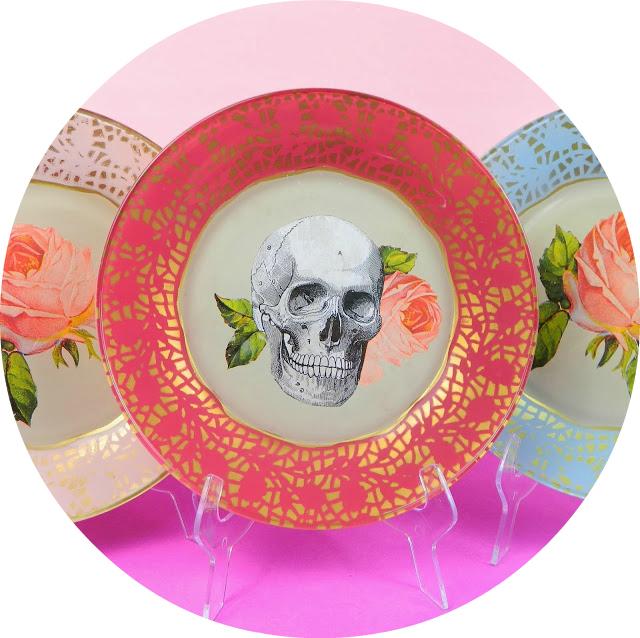Boho Plates DIY