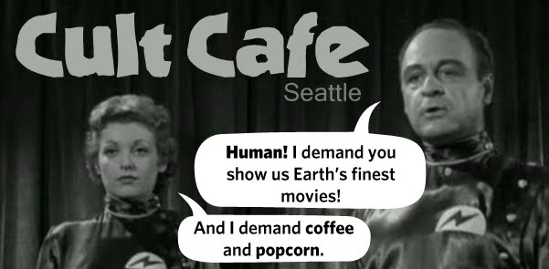 Cult Cafe - Seattle