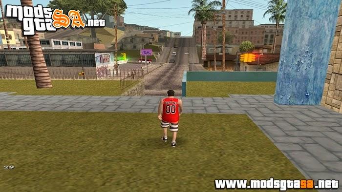 SA - Novo Player.img (Roupas, Skin, Tênis, Cabelos)