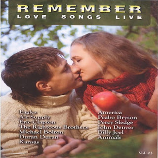 Download – CD Remember – Love Songs Live Vol. 3 2013