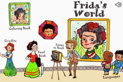 Mundo de Pepita: Frida Kahlo in the Elementary Spanish Classroom