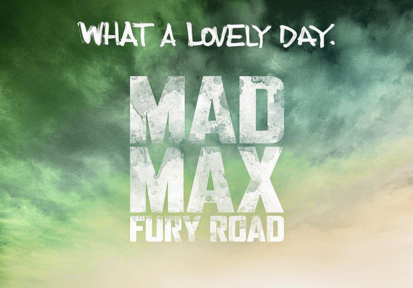 Mad Max: Fury Road - First Look - SDCC 2014