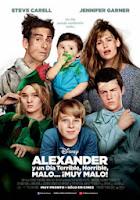Alexander y un día Terrible, Horrible, Malo... ¡Muy Malo! Poster