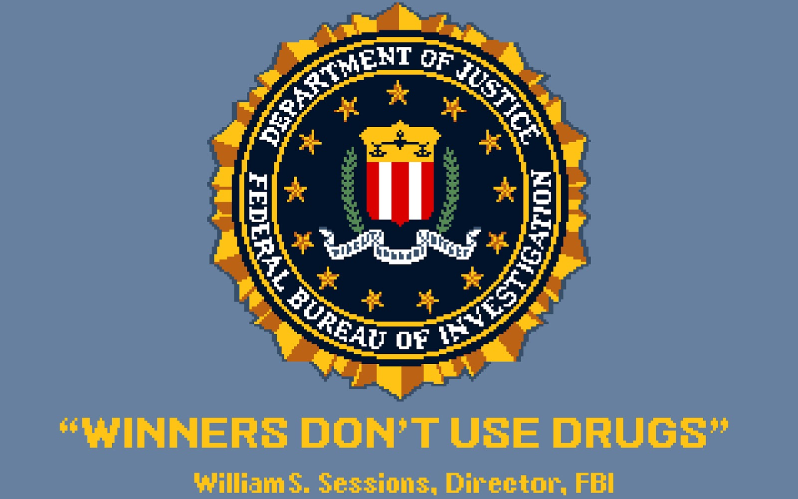 winners don't use drugs arcade