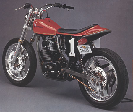BMW F800FT DIRT TRACKER A BMW flat tracker? It looks like Ron Wood has taken the 798cc twin found in the BMW F 800 series and dropped it into one of his gorgeous flat track frames.