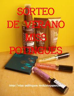 Sorteo de Verano Miss Potingues
