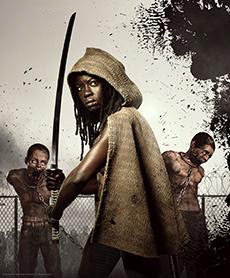 The Walking Dead primer sneak peek tercer temporada