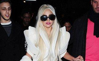 Η Lady Gaga στην κορυφή του Forbes