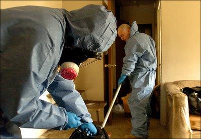 The Crime Scene Cleaners - YouTube