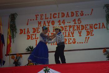 Conmemoración de la Independencia del Paraguay y Homenaje a las Madres.