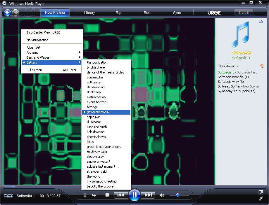 Master Windows Media Player 11 for Windows XP Offline Installer