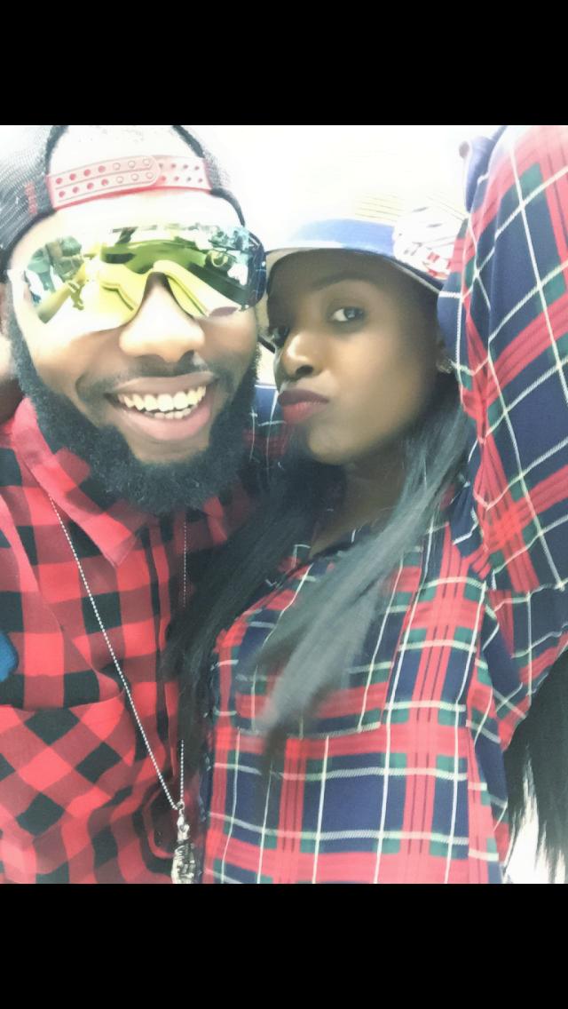 Stella Dimoko Korkus': Annie Idibia And Jeremiah Ogbodo Selfie Of ...