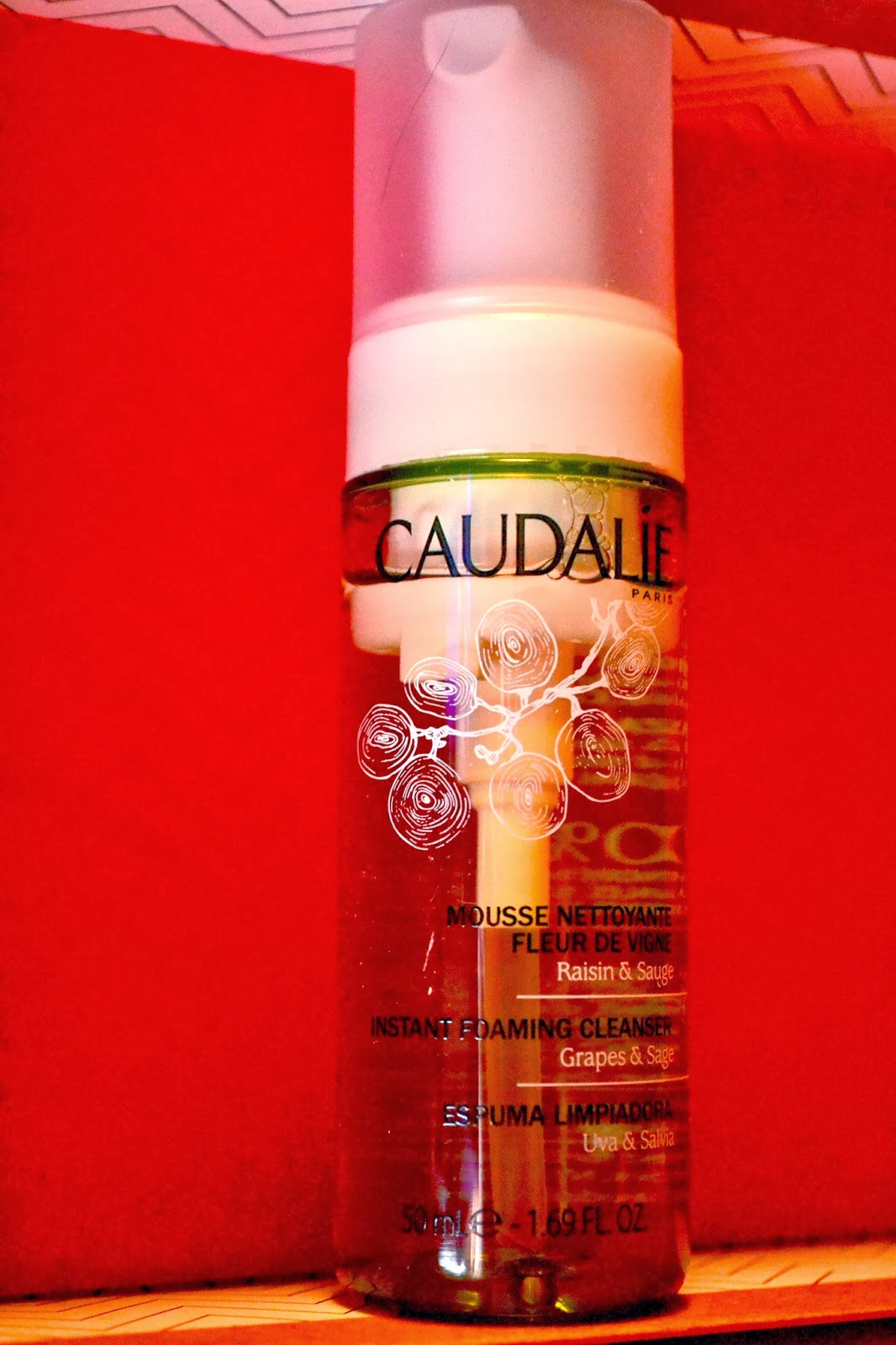 Caudalie Foaming Cleanser