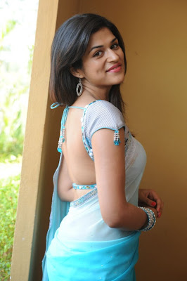 shraddha das bare back latest photos