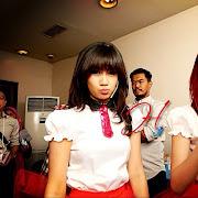 Foto Terbaru Cherry Belle 2013 Anisa Rahma Chibi di Panggung