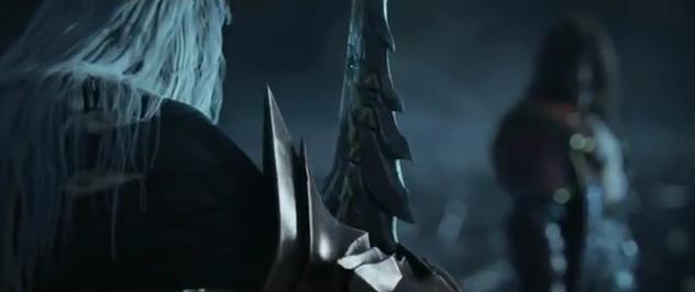 Castlevania Lords of Shadow 2 E3 2012 Video Game Trailer Alucard in Castlevanie Reboot Sequel