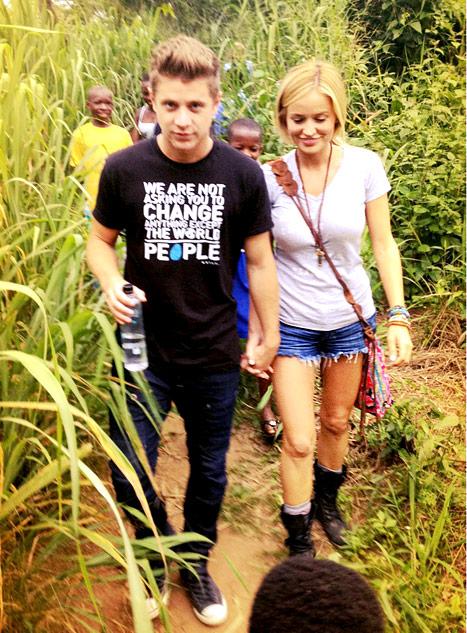 Emily Maynard Tweets About Her Trip To Ghana » Gossip | Emily Maynard