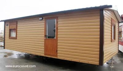 Casa pequeña de bajo costo