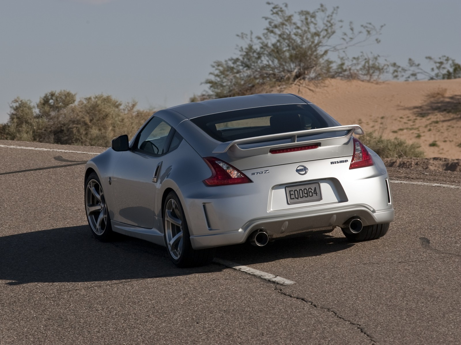 2009 Nissan 370Z Nismo Pictures