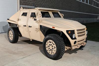 Fed Kendaraan Militer Berbasis Hybrid [ www.BlogApaAja.com ]