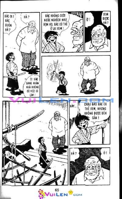 Siêu quậy Teppi chap 6 - Trang 66