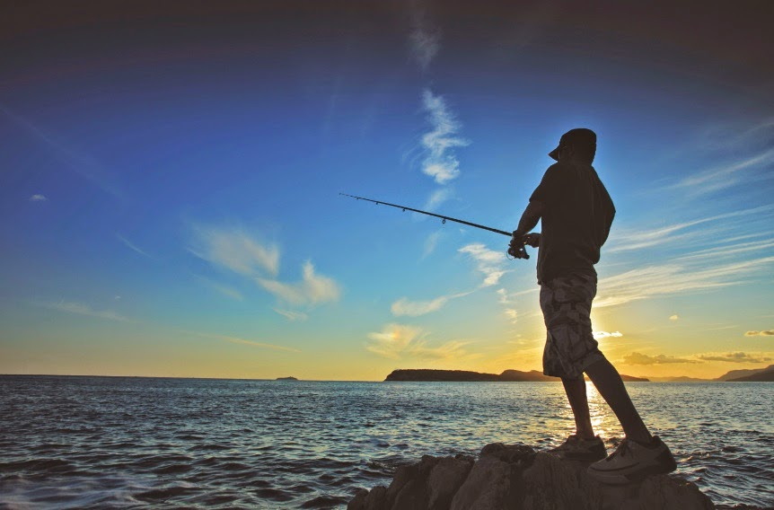 Fishing spots in and around auckland for Fishing areas near me