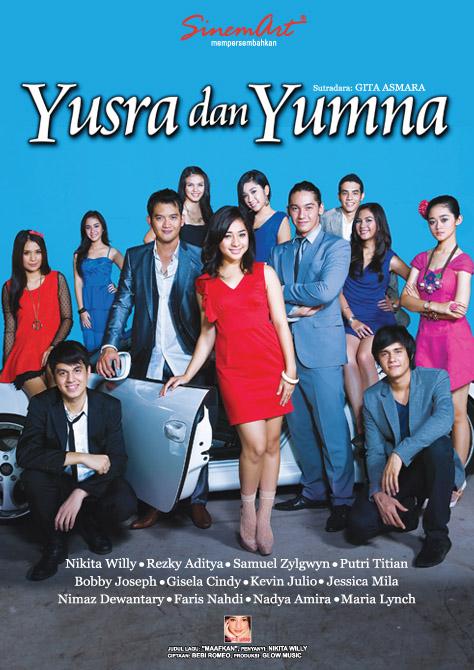 Nikita Willy – Maafkan (OST Yusra Dan Yumna)