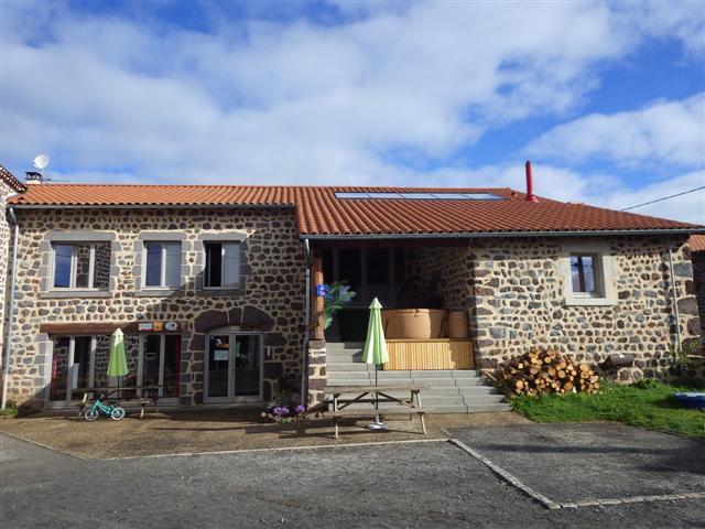 La Pause Cafe Saint Etienne De Lugdares