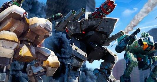 pc free download robots war game