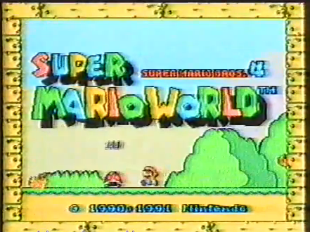 super mario bros 4 super mario world
