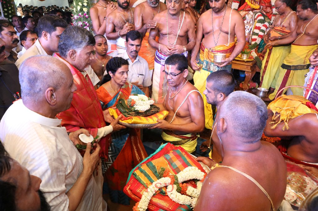 Image result for Kalyanam: Commencement of marriage ceremonies