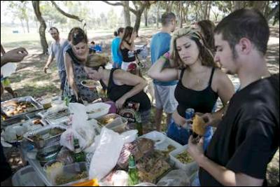 O lado vegetariano de Israel
