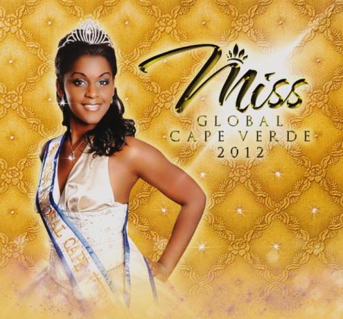 » Dandira Viega From Cape Verde: Miss West Africa