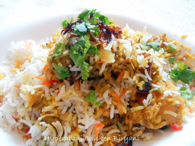 Sri Lankan Tasty Recipes: Shahi Chicken Biryani