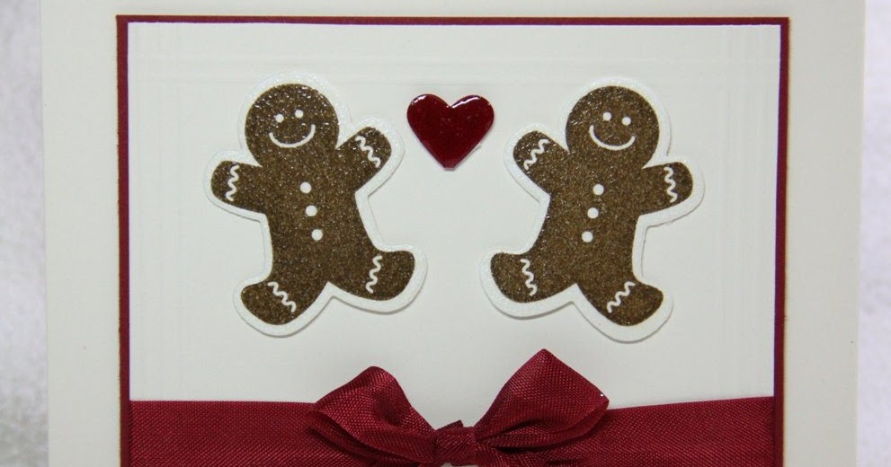 Stampin Nerd: Sneak Peek Part 2 -- Gingerbread Love