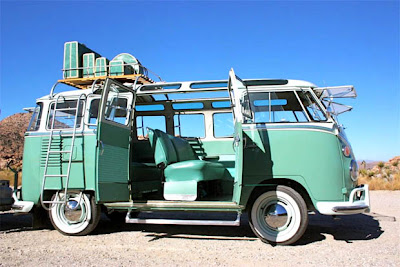 Volkswagen 23 window samba vw bus for 1963 vw bus 23 window