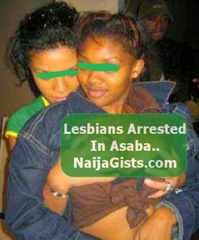 lesbians arrested asaba delta nigeria