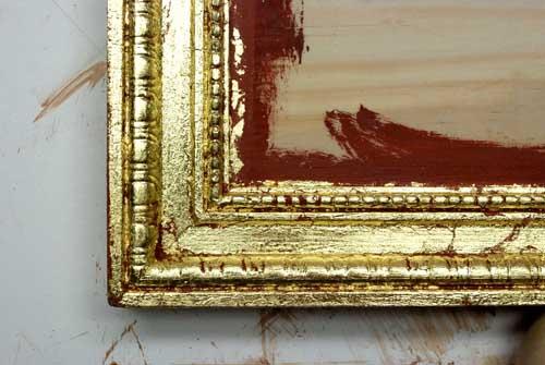 Using Gold Metal Leaf Life Needs Art