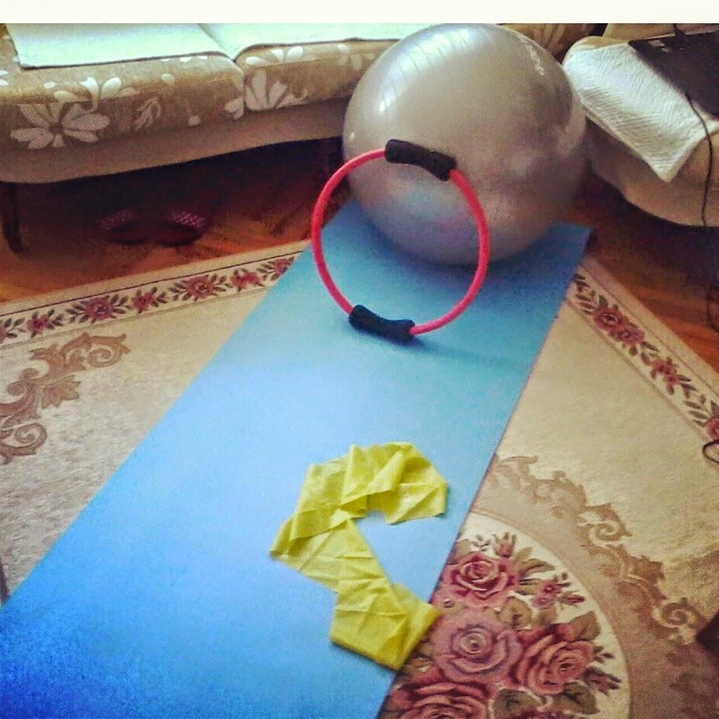 başlangıç seviye pilates