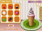 Học làm kem, chơi game làm kem hay