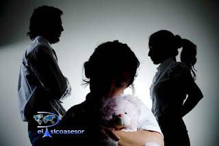 El niño ante- el- Divorcio
