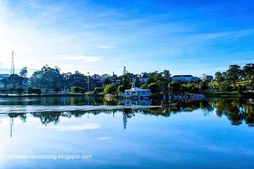 Hình ảnh đẹp thành phố Đà Lạt