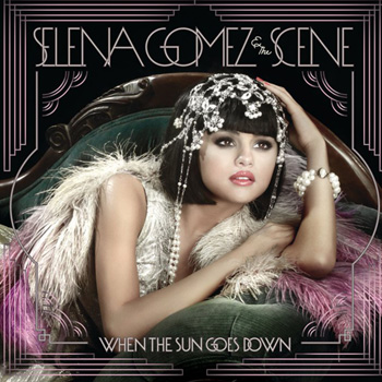 When the sun goes down portada, album When the sun goes down cover selena gomez frases de selena gomez, frases de canciones de selena gomez