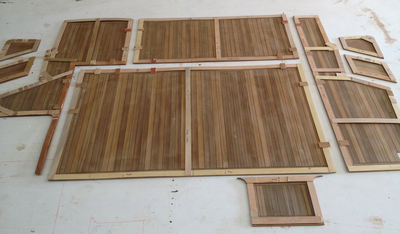 Teak decking how its evolved to a better